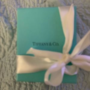 Tiffany & Co Adjustable 16-18in T&Co. necklace